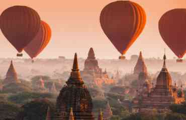 10 JOURS 9 NUITS MYANMAR MYSTIQUE - <p>• Circuit approfondi à travers des villes méconnues du tourisme de masse.<br />•Visites des plus belles pagodes et temples du pays.<br />•Excursion sur le lac Inlé, à la découverte de la vie lacustre.<br />• Activités diverses: balade à pied, en pirogue, présentation des plats…</p>