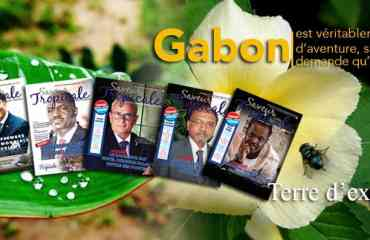 Saveur Tropicale Magazine - Magazine spécialisé dans la promotion de la destination «GABON», afin de mettre en synergie les efforts de tous les professionnels du tourisme au Gabon.