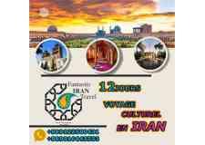 L'IRAN, MOSAÏQUE PERSANE, voyage culturel  12 Jours et 11 Nuits - L'Iran est un monde en soi, dont la révélation depuis Alexandre le Grand ne cesse d'éblouir l'Occident. Téhéran, Persépolis, Pasagardes, Ispahan ou Kashan sont autant d'étapes qui invitent le voyageur à la découverte de la profondeur du monde iranien. Les Mèdes, les Achéménides, fondateurs du premier grand empire perse unifié, les Sassanides, et beaucoup plus tard les Safavides initiateurs de l'Iran moderne illustrent par leurs réalisations architecturales la richesse de cette partie du monde.