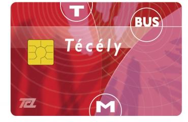 Carte Técély + 10 tickets offerts - <p>Vous n'avez pas de carte Técély ? TCL vous offre une carte Técély chargée de 10 tickets, soit 21.60 € offerts. Validité 5 ans.</p>