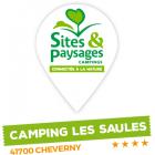 Camping Sites Et Paysages les Saules - Hébergement