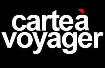 CARTE A VOYAGER - Carte à Voyager : les grandes cartes postales publicitaires offertes (gratuitement) aux visiteurs (heureux) des salons majeurs du tourisme et des voyages en France.
