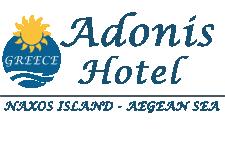 Adonis hotel, Naxos island, Greece - Hébergement