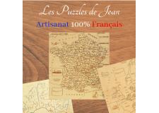 Les Puzzles de Jean / Valeurs en Jeu - Artisanat - Gastronomie