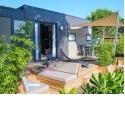 Location de mobil-home et de chalets - <p>Découvrez des hébergements de qualité avec un aménagement soigné et des équipements tout confort.<br />3 gammes d'hébergement : Confort - Prestige - Luxe pour des vacances réussies.</p>