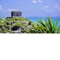 Mexique : Yucatan et Chiapas hors sentiers battus - <p><strong>CANCUN – PUERTO MORELOS – TULUM – BACALAR – CALAKMUL – PALENQUE – CAMPECHE - UXMAL – IZAMAL – HOLBOX – CANCUN</strong></p> <p>Ce circuit varié et très complet vous fera découvrir aussi bien des merveilles de la nature que de remarquables sites mayas, en passant par des plages de rêve. Ce programme met également l'accent sur l'originalité et les rencontres avec une nuit dans une communauté du Yucatan et une autre dans la jungle du Chiapas. Le reste du temps, vous dormirez dans des hôtels de charme confortables.</p> <p></p> <p><strong>15J/14N</strong> – A partir de <strong>2385 €</strong> par pers. (hors vol international)<br /> Pour 2 personnes en chambre double</p>
