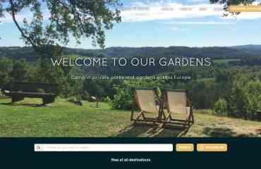 HomeCamper.com - HomeCamper.com est une plateforme collaborative qui permet aux vacanciers en camping-cars ou vans aménagés, aux randonneurs ou cyclotouristes, et plus généralement à tous les adeptes de roadtrips et de tourisme en plein air, de séjourner dans les plus beaux parcs et jardins privés en France et en Europe.  Avec un fonctionnement similaire à celui de Airbnb, HomeCamper offre aux voyageurs/campeurs, l'accès à l'ensemble des jardins disponibles à la réservation sur la plateforme.   Lancé en 2016, HomeCamper propose déjà plus de 10 000 emplacements, et connaît une progression très rapide de sa communauté (hôtes & voyageurs) qui défend des valeurs d'authenticité, sécurité et convivialité.
