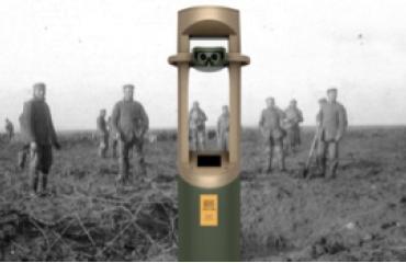 Voyage au coeur des tranchées - <p>A Neuville-Saint-Vaast, à deux pas du Monument des fraternisations, on peut maintenant trouver un Timescope: une borne de réalité virtuelle, permettant de reconstituer les tranchées et le champ de bataille pendant la Première Guerre mondiale. Ceci grâce à un film de 2 minutes à 360°, réalisé en images de synthèse à partir de documents d'archives. <strong>Cette borne sera aussi sur l'espace id'animation face au stand du ministère (A062) pendant les quatre jours du salon.</strong></p>