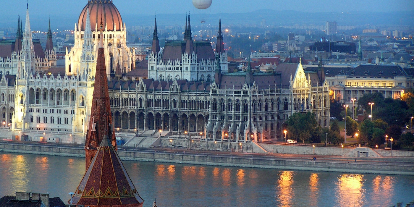 EUROPE-hongrie-budapest-paysage-ville