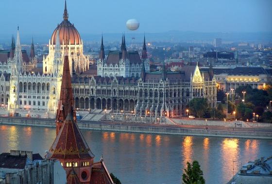 EUROPE-hongrie-budapest-paysage-ville
