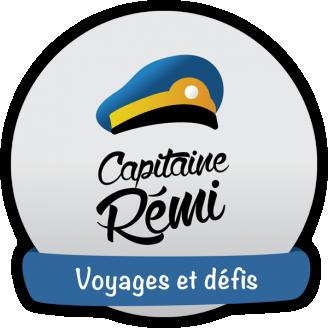 Logo Capitaine Rémi