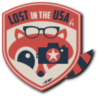 Logo Lost in the USA