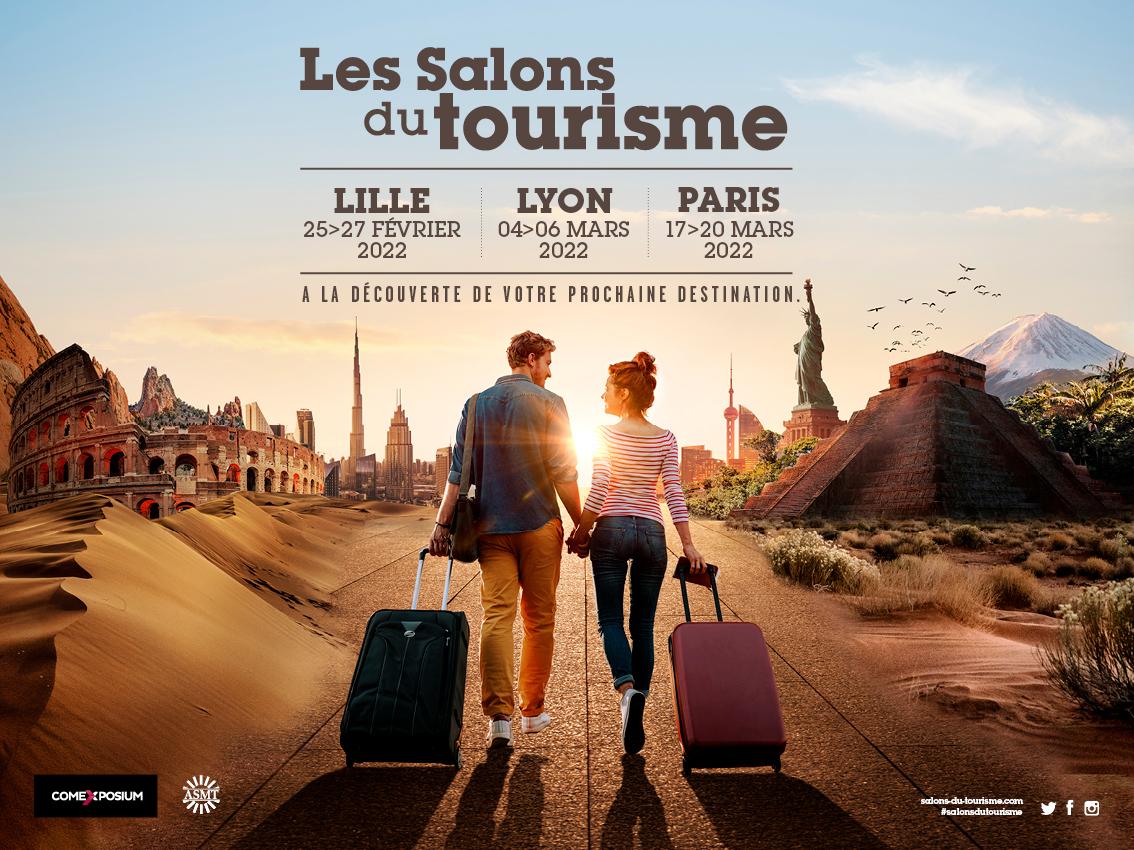 Affiche Tourisme 2022 paysage