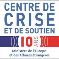Centre de crise - logo