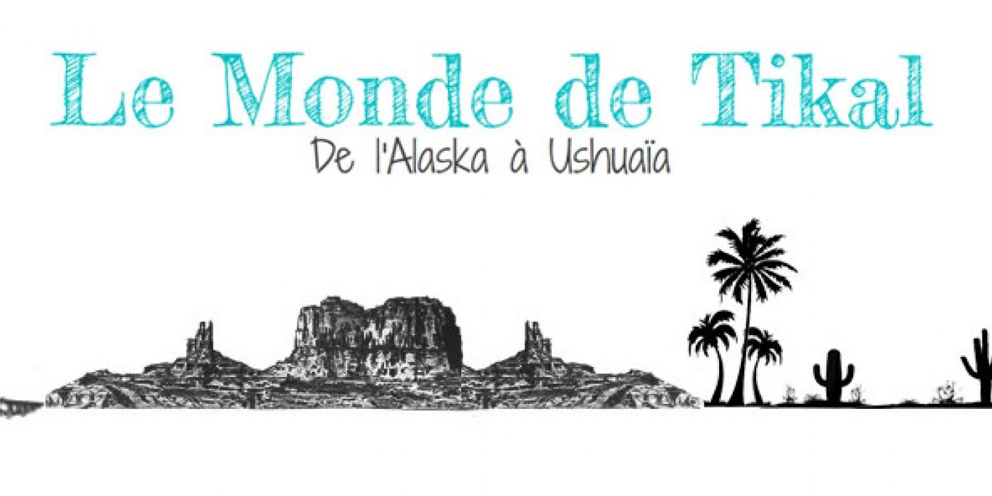 Le Monde de Tikal - Logo