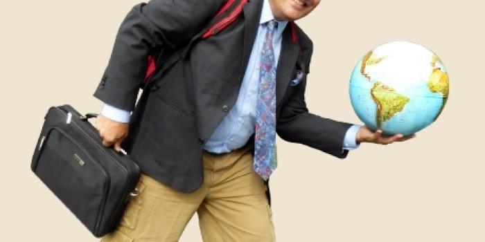 Profession Globe Trotter