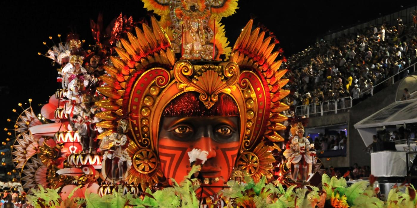 Carnaval de Rio - Salon Tourissima