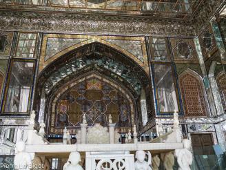 MOYEN-ORIENT_IRAN_temple Golestan