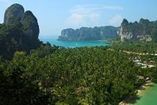 ASIE-thailande-Krabi-railey beach