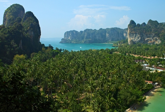 ASIE-thailande-Krabi-railey beach