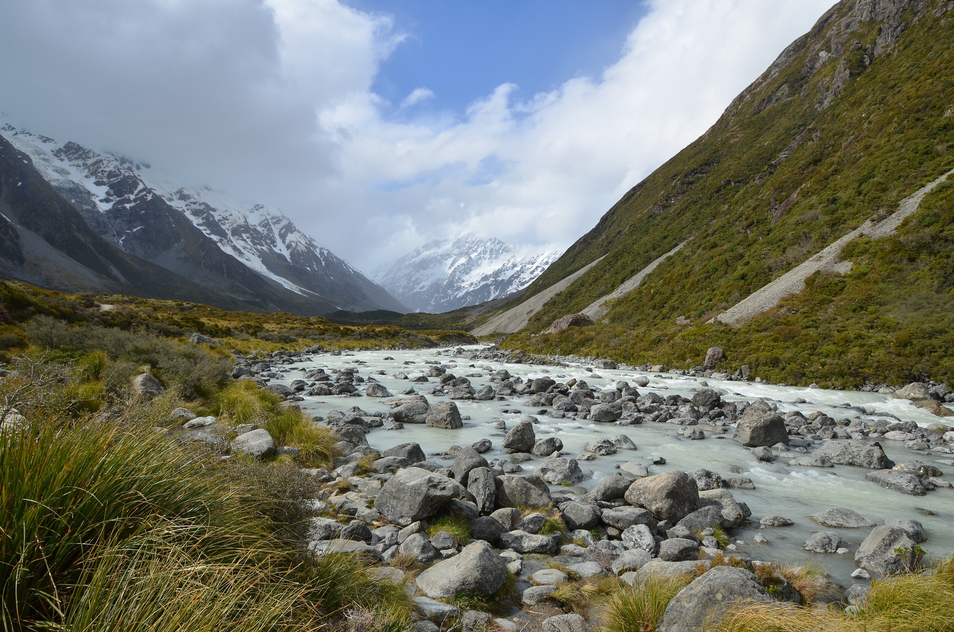 hooker Valley Salon Tourisme
