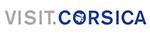 Logo Visit Corsica Bleu Petit