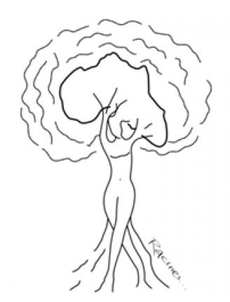 Racines - logo