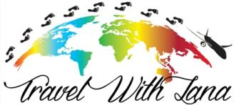Travel with Lana - Logo
