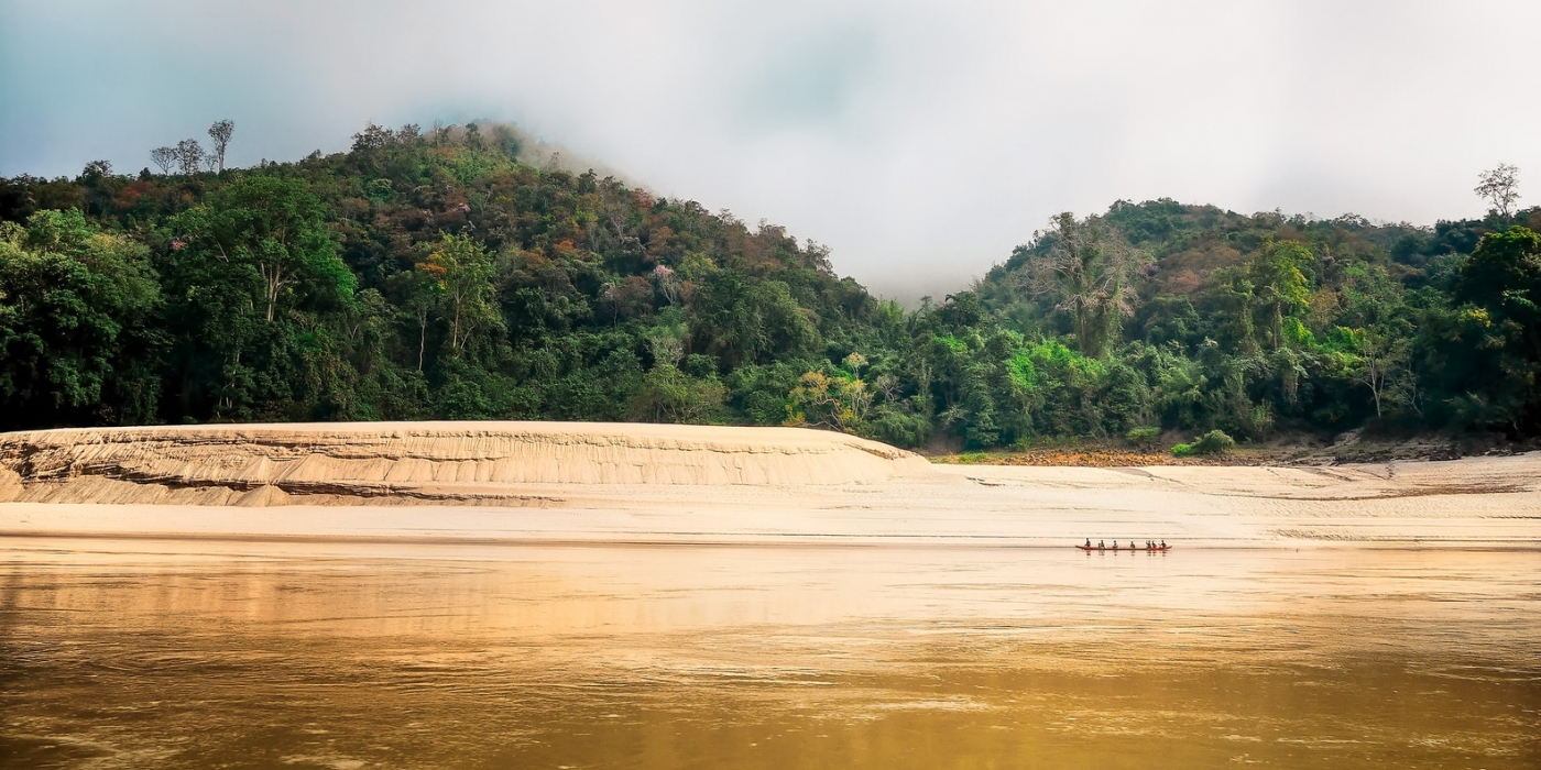 Photo du Mekong - Simon Matzinger