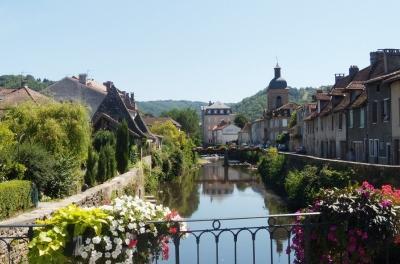 Photo de vallée du Lot Saint Céré - Gabriel Page