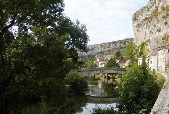 Photo de la vallée du Lot - Gabriel Page