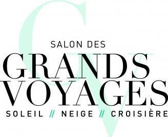 Logo du salon des Grands Voyages