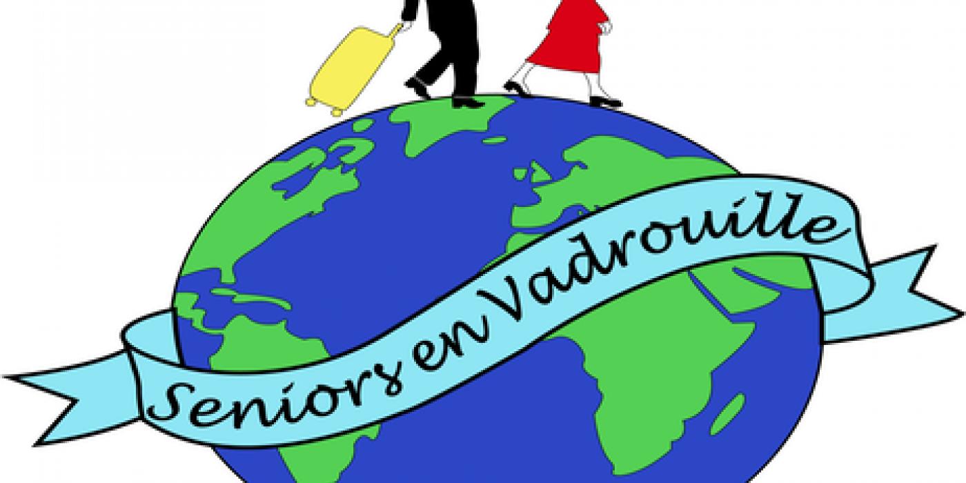 Logo de Seniors en Vadrouille