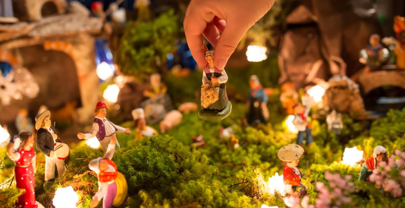 Photo du Petit Futé sur Noel en provence