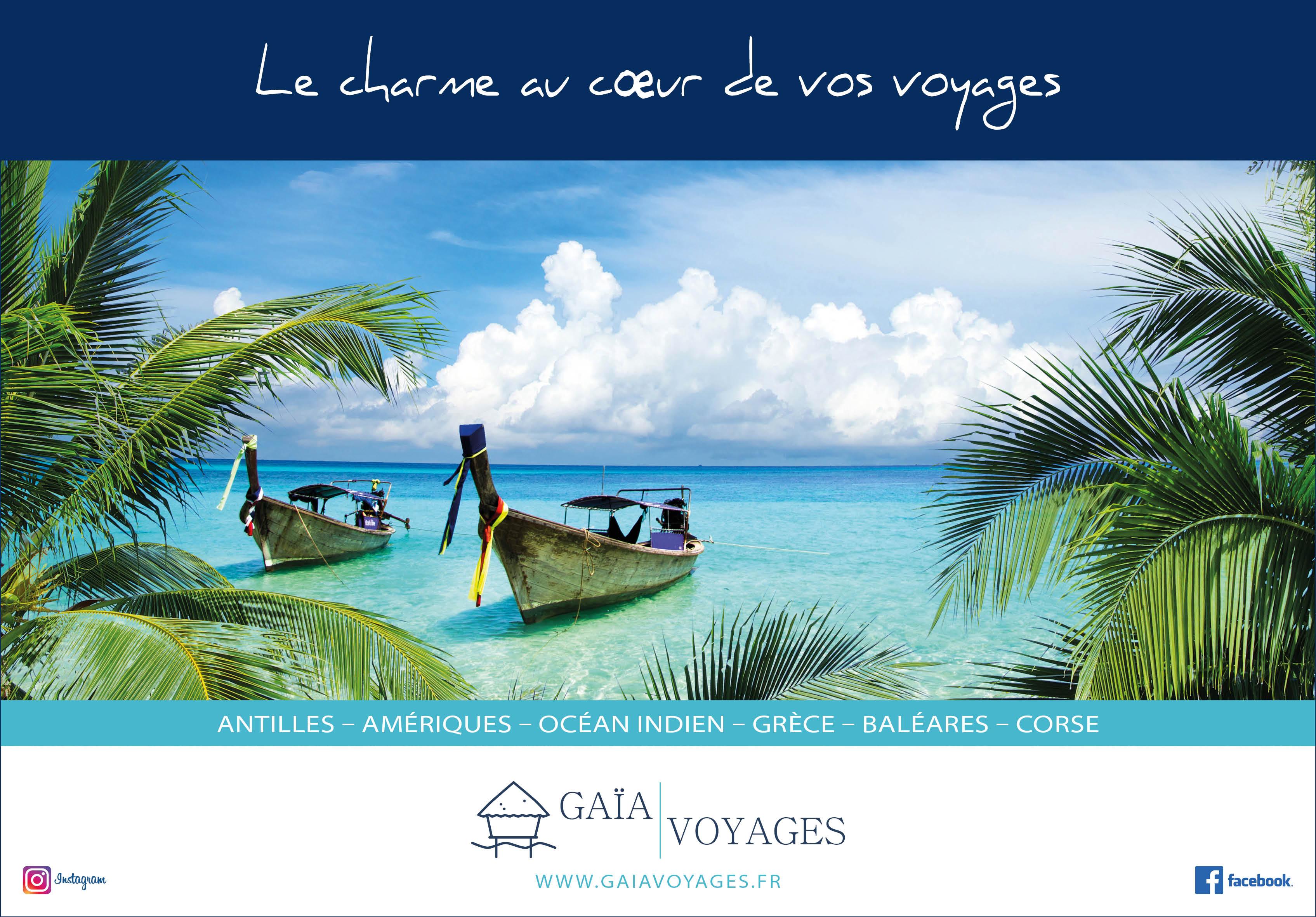 Gaïa Voyage Salon Tourissima Lille