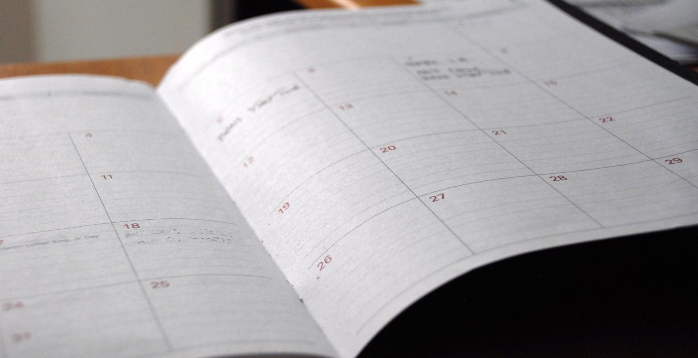 Noter dans votre agenda les dates des salons du tourisme