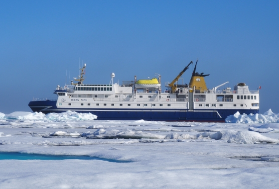 bateau polaire