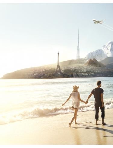La nouvelle affiche des Salons du Tourisme