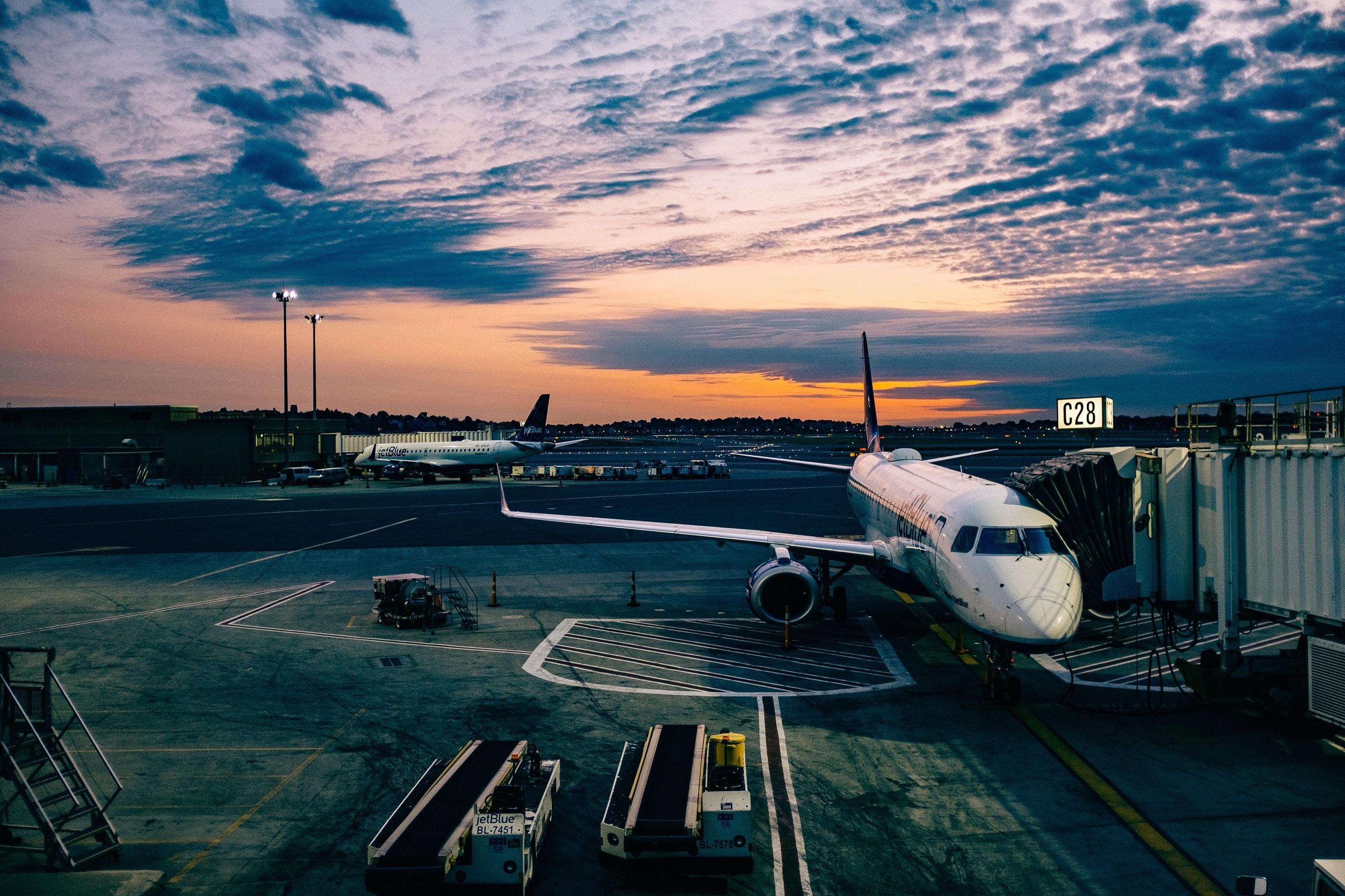 New York - aéroport Salon Tourissima