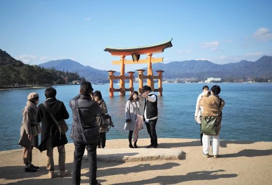 Les trois vues du Japon - Salon Tourissima