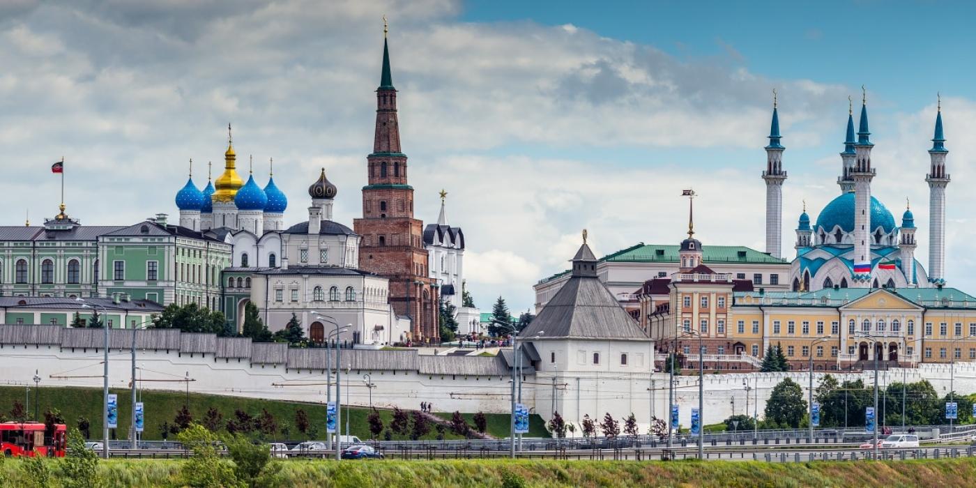 mosquées Kazan