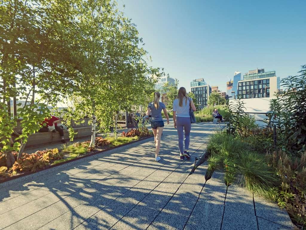 foto de Faire de la High Line à New York