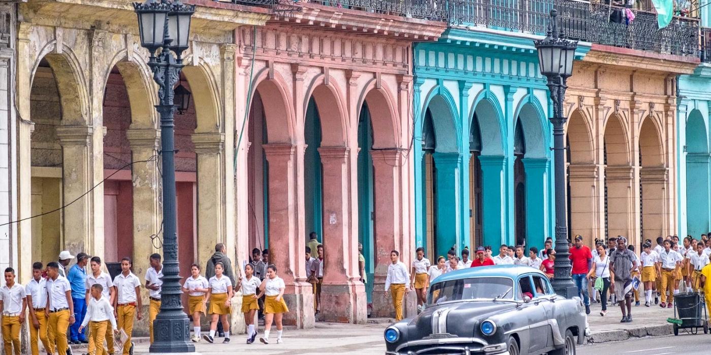 Itinéraires photo - Cuba