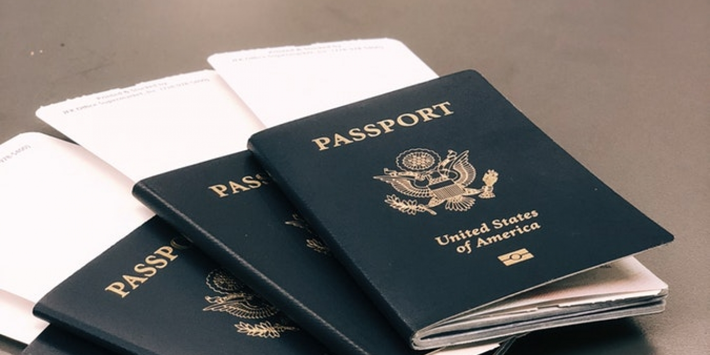 Photo de passeports