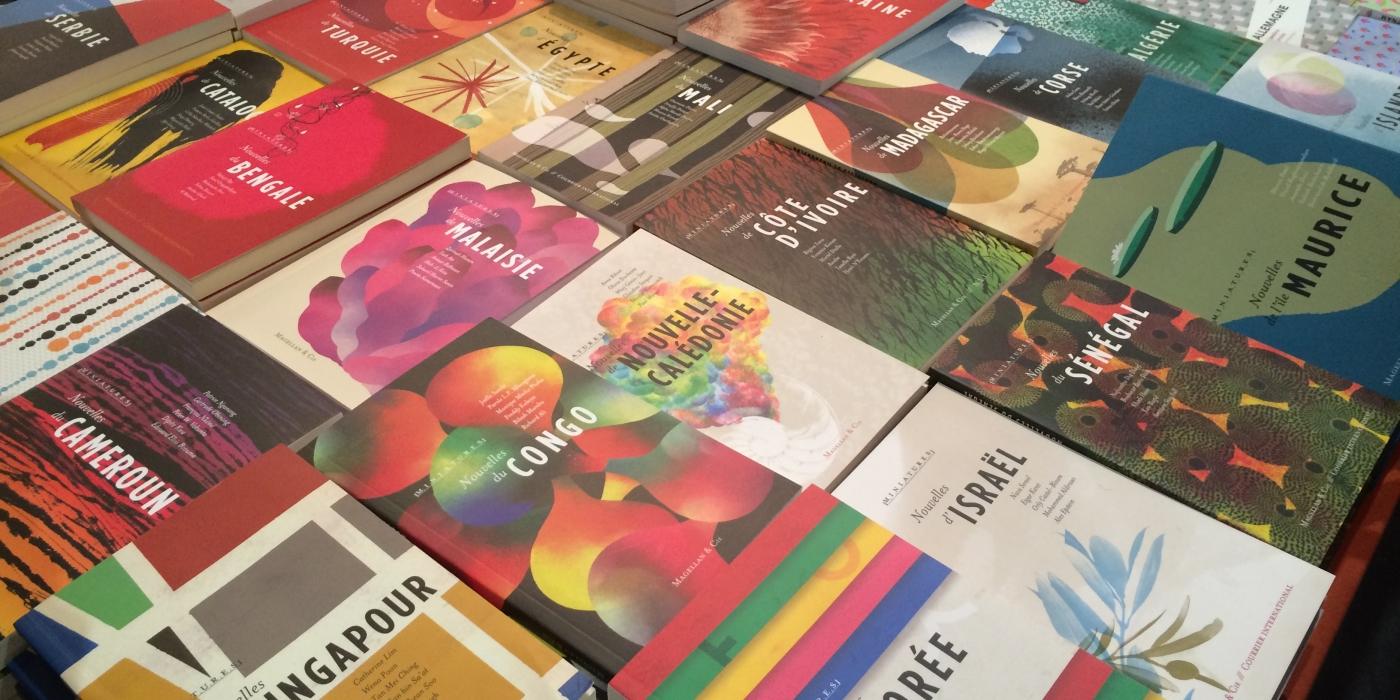 Livres editions for Salon du livre exposants