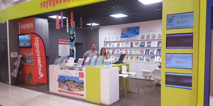 Passez en mode été avec Auchan Voyages Toulouse!